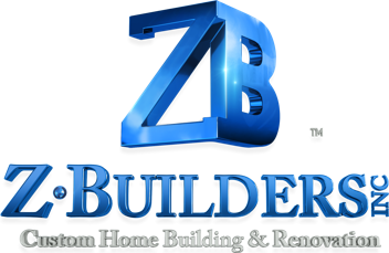 ZBuilders Logo Blue 3D